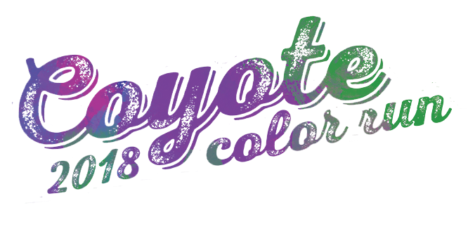 Coyote Color Run